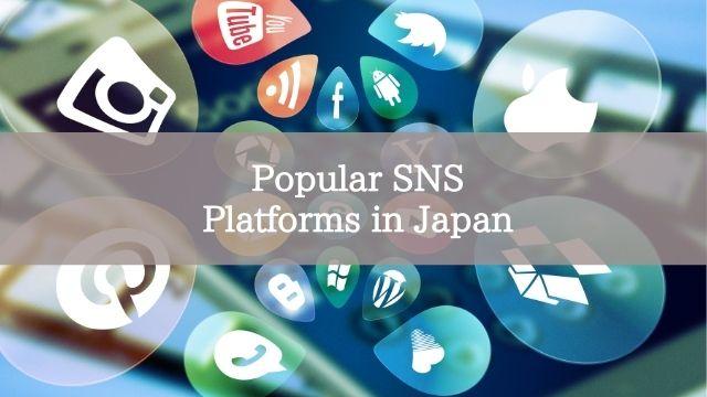 Popular SNS Platforms in Japan