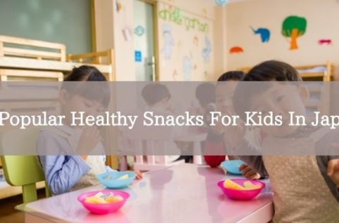 4 Popular Healthy Snacks For Kids In Japan