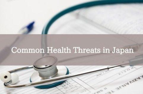 Common Health Threats in Japan