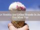 Four Healthy Ice Cream Brands In Japan You Must Try!